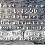 Bread of Life and Living Water