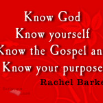 Rachel Barkey One of My Heroes of the Faith