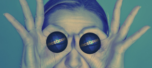 Busybody eyes spying on Facebook - Scripture Look