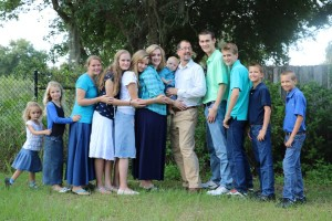 Paul Abigail Miller family